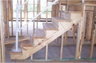 Stringer and Stair Profile