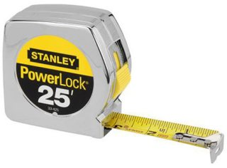 Stanley 25' Powerlock
