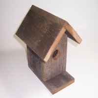 Classic Birdhouse - Finished