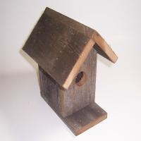 Classic Birdhouse - Finished