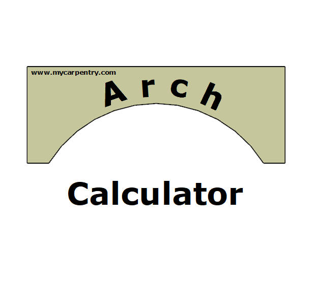 Arch Calculator