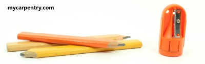 Carpentry Pencils