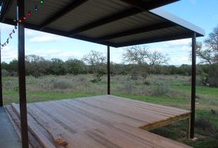 Installing Cedar Deck Boards