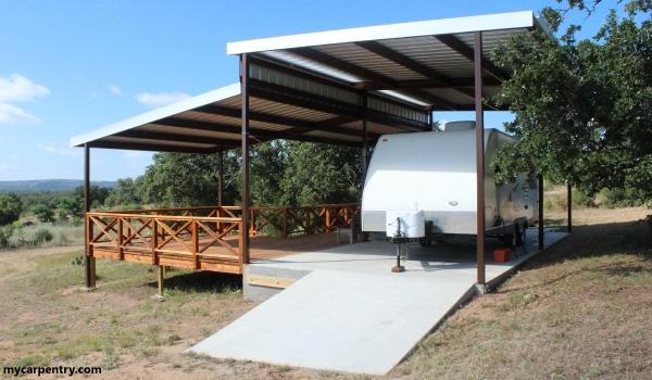 Cedar Deck Completed