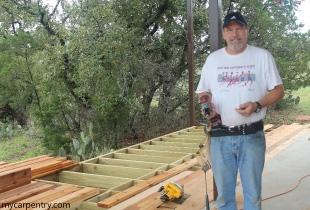Cedar Deck Screws