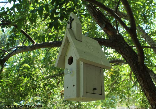 Church Birdhouse Plans Bird House Plans That Resemble A