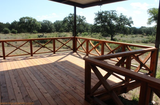 Cedar Deck Designing And Building A Deck Using Western