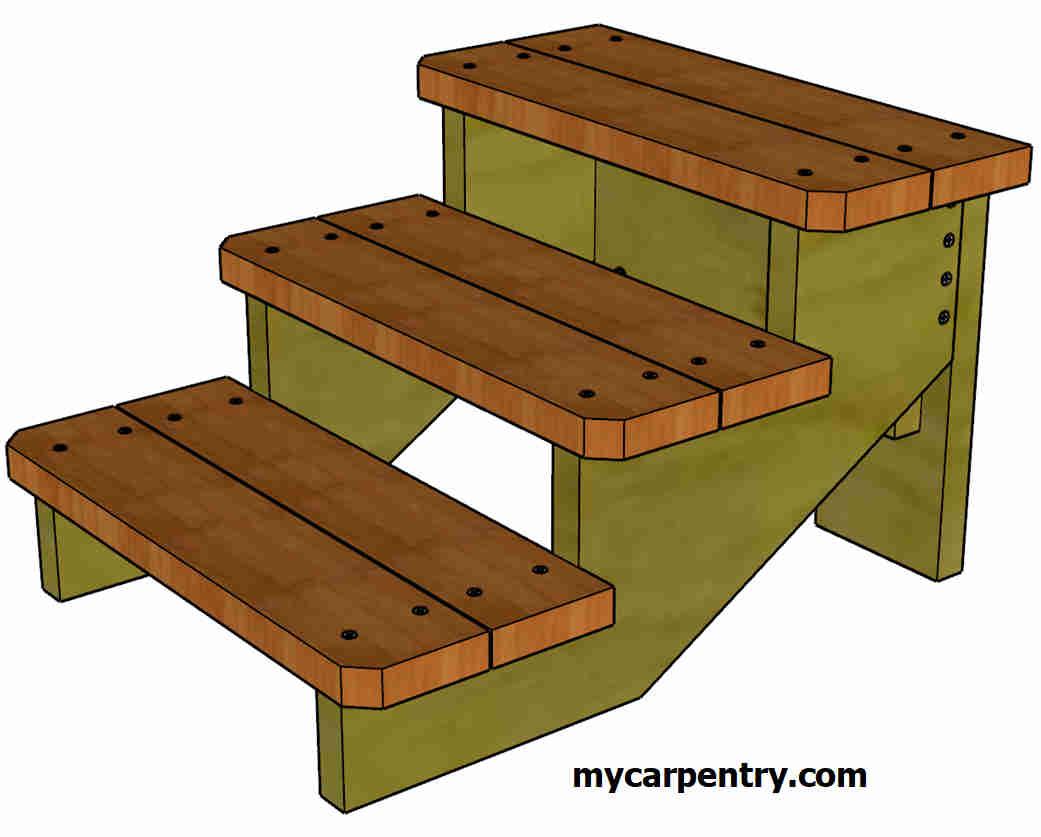 Wood Bench Plans Ideas