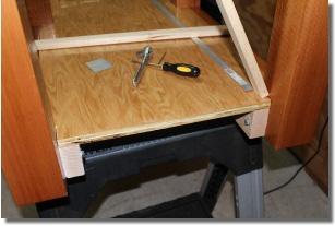 Home Bar Plans - Base Framing