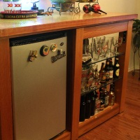 Bar Plans - Build your own Home Bar