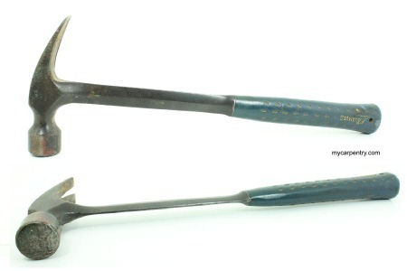My Estwing Framing Hammer