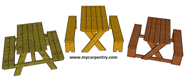 Mycarpentry Woodworking Projects Using Basic Carpentry