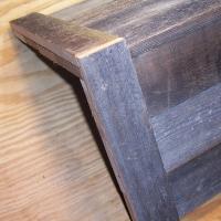 Wood Waster Basket