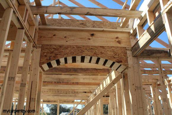 Archway Under Construction