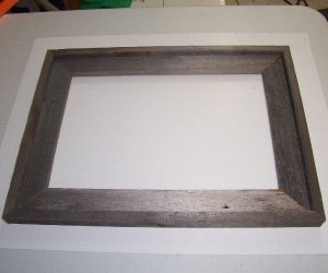 Picture Frame Completed