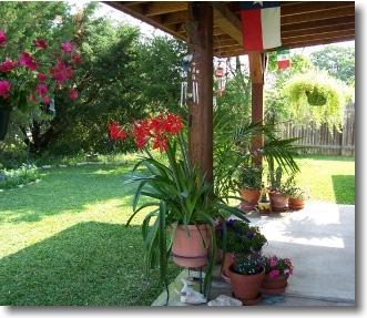 Beautful Outdoor Room