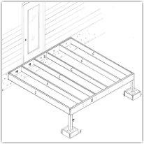 Build a Deck - Framing