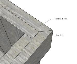 Cedar Chest Detail