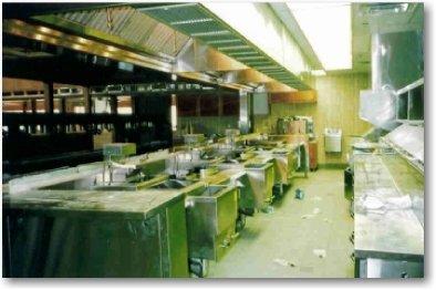 China Coast Restaurant - Kitchen