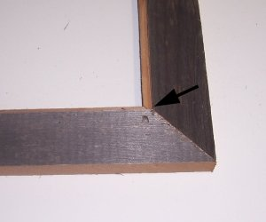 Picture Frame Joint