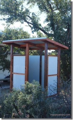 Outdoor Shower Stalls Outdoor Bathroom Shower Designs