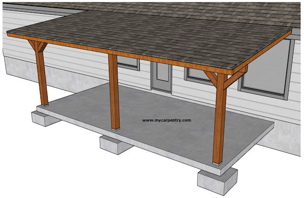 Build Your Patio Cover Or Deck