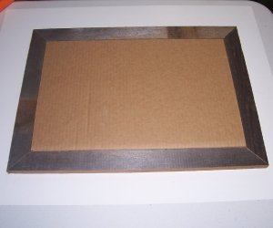 Picture Frame Backing