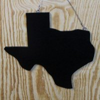 Texas Jigsaw Template
